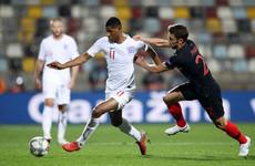 England rue Rashford misses in behind-closed-doors Croatia stalemate