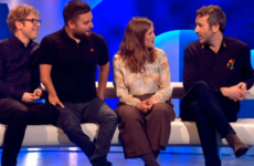 Chris O'Dowd certainly entertained the Last Leg audience with his ramblings last night