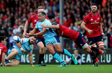 As it happened: Exeter Chiefs v Munster, Champions Cup