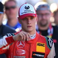 Michael Schumacher's 19-year-old son Mick has just won the Formula 3 European Championship