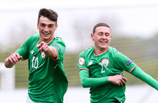 Tottenham striker Troy Parrott scores 27-minute hat-trick as Ireland U19s see off Faroe Islands