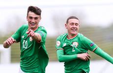 Tottenham striker Troy Parrott scores 27-minute hat-trick as Ireland U19s see off Faroe Islands