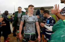 'He's got a bright future... He's from an area that's not known for its rugby'