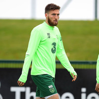 Doherty to make first start as Keogh captains Ireland against Denmark