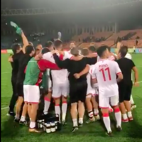 Incredible scenes as Gibraltar win first ever game after 22 consecutive defeats since 2013
