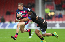 Gloucester get English clubs off the mark with Champions Cup win against Castres