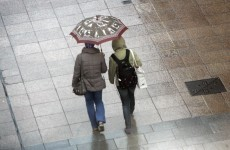 South and east set for downpours