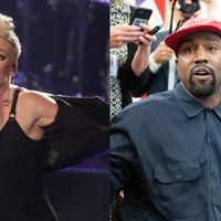 Pink might have predicted Kanye West would act the gowl nine years ago