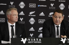 All Blacks name mammoth squad for tour of Japan and Europe