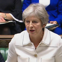 May says EU wants 'a backstop to the backstop': but says the UK won't accept that either