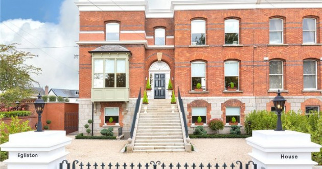 Ultra-luxurious €2.65m townhouse once home to a former Taoiseach