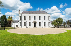 Explore this grand 17th century home just minutes from the Phoenix Park