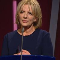 Sinn Féin's Liadh Ní Riada says she would wear a poppy as president