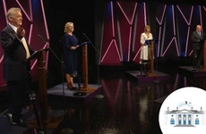 RTÉ presidential debate cuts to ad break because of heckler