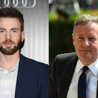 Chris Evans perfectly summed up toxic masculinity while taking down Piers Morgan