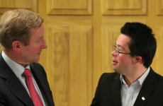 Taoiseach joins employers taking part in national 'Job Shadow Day'