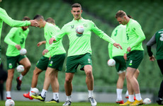 Ciaran Clark out of Ireland's Nations League clash with Wales