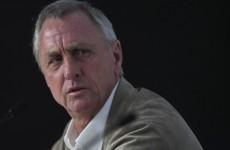WATCH: Johan Cruyff's best bits as the Dutch master turns 65