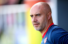 Sligo Rovers confirm manager Gerard Lyttle's contract will not be renewed