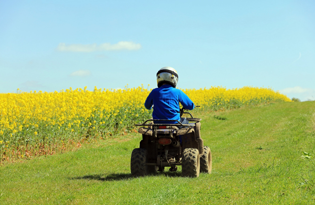 Government to oppose quad bike and scrambler regulation Bill