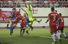 Gibraltar put 22-game losing streak behind them with second straight win in three days