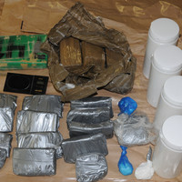 Almost €1m worth of cocaine, heroin and cannabis seized in Dublin