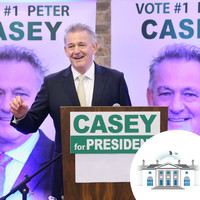 'Appalling' and 'abhorrent': All five presidential rivals round on Casey over Traveller comments