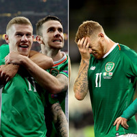 Ecstasy to agony: O'Neill and Ireland have been on a steady decline since brilliant Vienna win