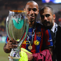Henry: Wenger and Guardiola inspirations for my coaching career at Monaco