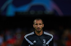 'Being able to play football is not enough,' says Juventus star