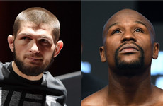 Mayweather accepts Khabib's challenge: 'We're fighting'