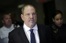 Prosecution admits to new error in Weinstein case