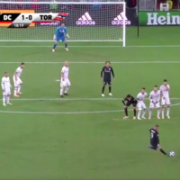Stunning Wayne Rooney free-kick seals win for DC United as striker nets 10th goal in 18 games