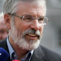 VIDEO: Gerry Adams challenged on economists' quotes in SF leaflet