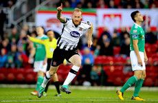 Third time's a charm for outstanding Dundalk midfielder Chris Shields
