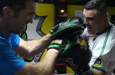 Boom-Boom Kennedy and the magic behind the Celtic Warrior gym