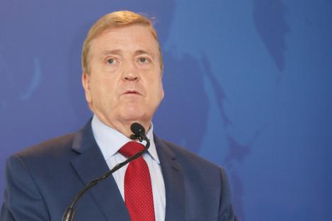 Junior Minister Pat Breen.