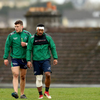 In-form Farrell credits Aki influence after making massive strides