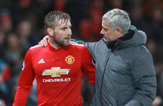 After constant Mourinho criticism, it's been some turnaround for Luke Shaw at Old Trafford