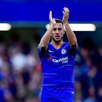 Eden Hazard 'happy' to finish career at Chelsea if Real Madrid move doesn't materialise