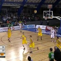 VIDEO: Shot of the decade? Check out this three-pointer in Estonia...