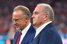 Bayern bosses launch scathing attack on media