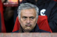 Jose Mourinho bids to avoid equalling David Moyes-era record