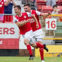 Toner and Keegan help Saints to comfortable win in Limerick