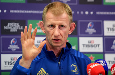 'We're aware of teams close to here ringing up young players and selling them stories' - Leo Cullen