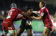 Tuilagi and Tigers thump Scarlets to move ahead of Ulster in Pool 4