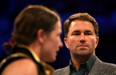 Hearn eyeing December Canelo card and 'superfights' for Taylor provided she passes Boston test