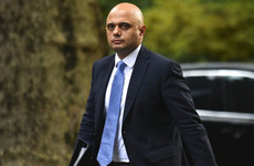 UK Home Secretary Sajid Javid criticised for 'Asian paedophiles' tweet