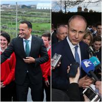 Amidst election threats, opinion poll shows Fine Gael ahead with Fianna Fáil gaining ground