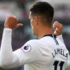 In-form Lamela settles London derby as Spurs climb into top four